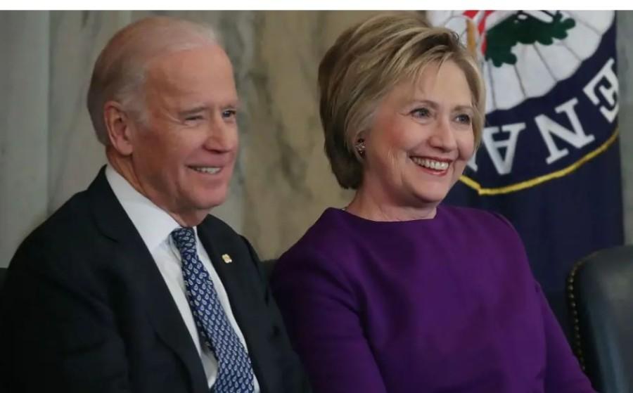US Election: Hillary Clinton endorses Joe Biden to unseatTrump