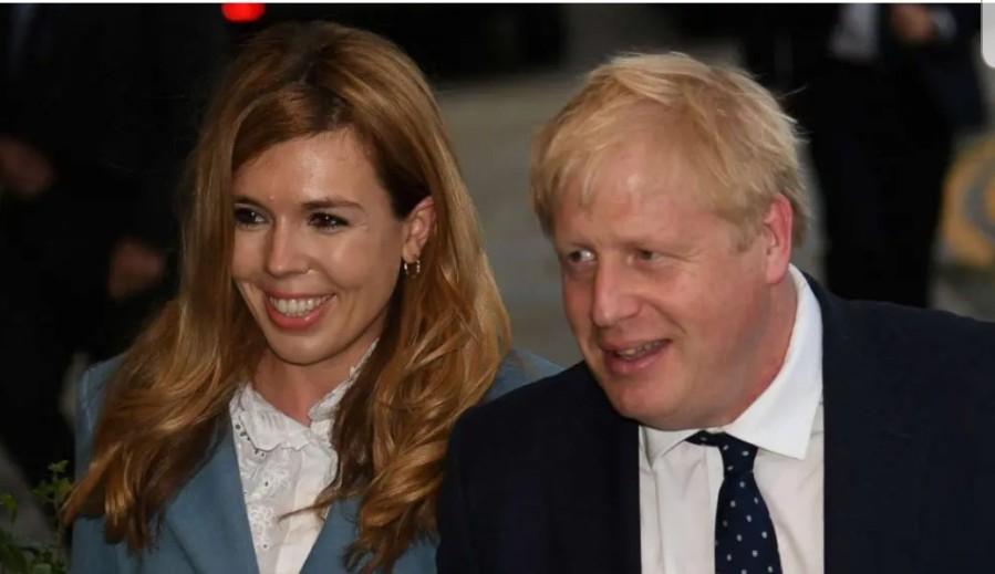 British Prime Minister, Boris Johnson welcomes baby after survivingCoronavirus