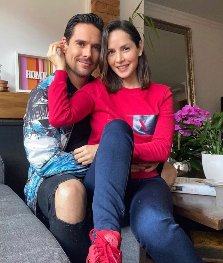 Adoption, Egg freezing … Carmen Villalobos and her husband are sincere about their plans as a couple